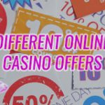 different casino offers